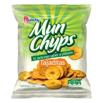 snack munchy tajaditas 110gr