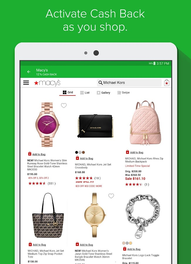 Ebates: Cash Back amp; Coupon App  Android Apps on Google Play
