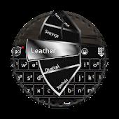 Leather GO Keyboard