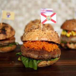 Award-Winning Veggie Burger