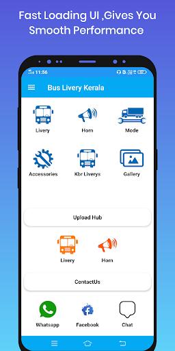 Bus Livery Kerala 2.0 screenshots 3