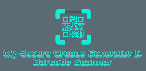 My Secure Qrcode Generator & Barcode Scanner - Apps on
