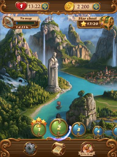 Solitaire Magic Story Offline Cards Adventure screenshots 13