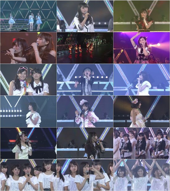 (Web)(480p) NMB48 Request Hour Setlist Best 235 2016 (NicoNico Live) 160827