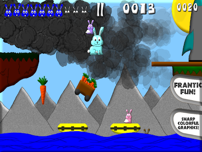 Saving Bunnies - Frantic Fun Rabbit Rescue Mission- screenshot thumbnail