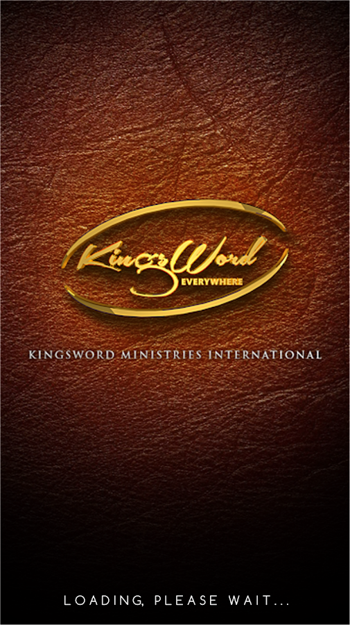 KingsWord Ministries Int'l- screenshot