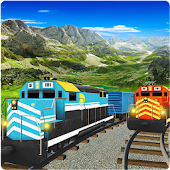 Train Games Simulator 3D - Multiplayer Android APK Download Free By Do It Fun Games
