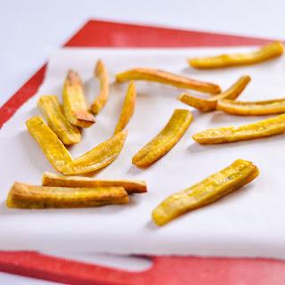 Banana Fries.