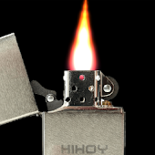 Real Zippo Virtual Lighter
