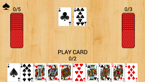 3 2 5 card game 1.1.8 screenshots 2