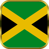 Jamaica Flag Live Wallpaper