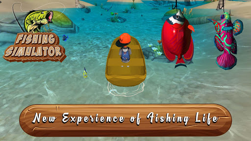 Code Triche Ultimate Fishing Simulator : A Real Fisherman APK MOD (Astuce) screenshots 1