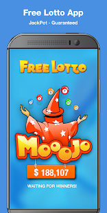 Mooojo - FREE Lottery Game- screenshot thumbnail