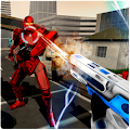 Robot Transform Fight War APK