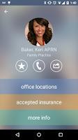 Screenshot of Norton Healthcare