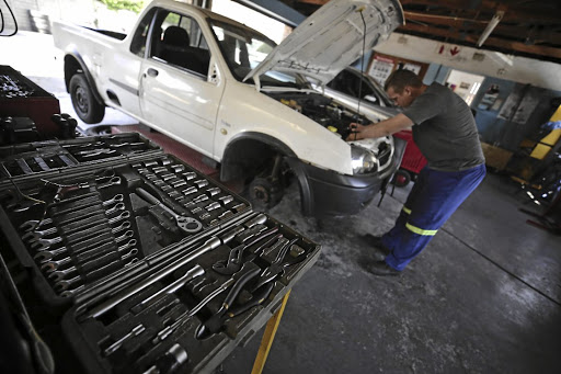 The Competition Commission has published a draft code of conduct for the automotive insurance industry that should bring down the price of car repairs. Picture: Alaister Russell