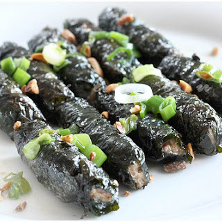 Bo la lot – Betel Leaf Wrapped Beef