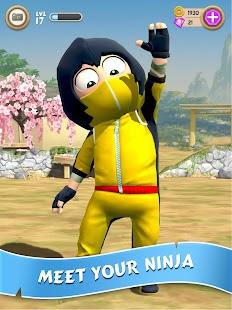 Clumsy Ninja Screenshot 2