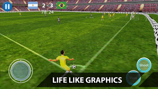 World Soccer League 2019 : Best Football Games screenshots apkspray 3