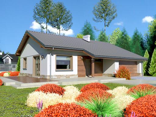 projekt Dom przy Przyjemnej 7 bis