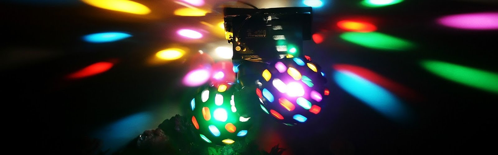 disco strobe lights