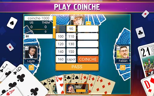 VIP Belote - French Belote Online Multiplayer 3.6.36 screenshots 20