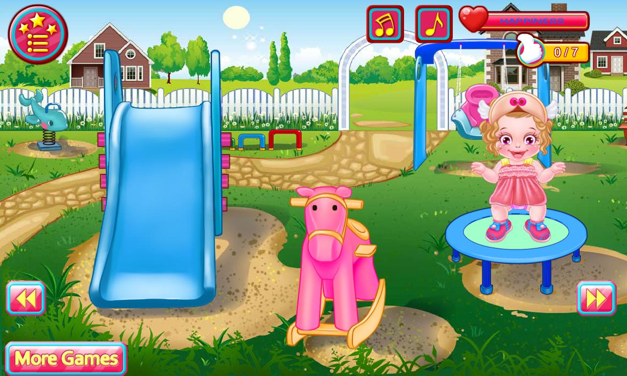 Merawat Bayi Dengan Anna Apl Android Di Google Play