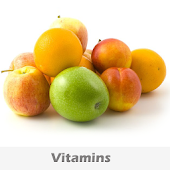 Vitamins for Healthy Body