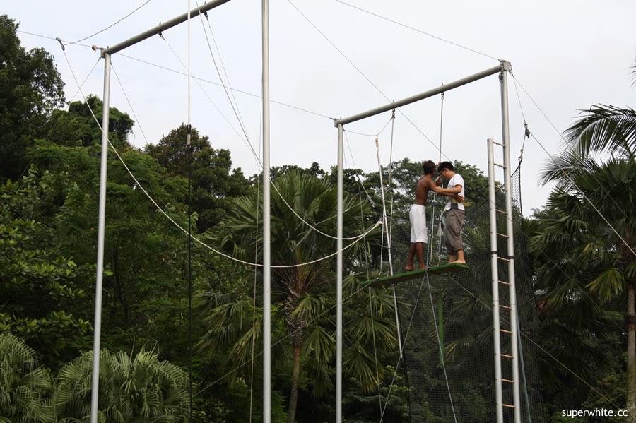 F1lying Trapeze