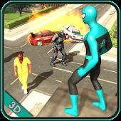 Tải Superhero Spider Battle War Rescue Mission 2017 APK