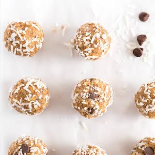 No Bake Protein Balls.