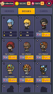 Merge Battle Heroes Mod Apk Download For Android and Iphone 4