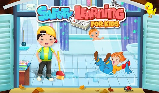 Safety Learning For Kids- screenshot thumbnail