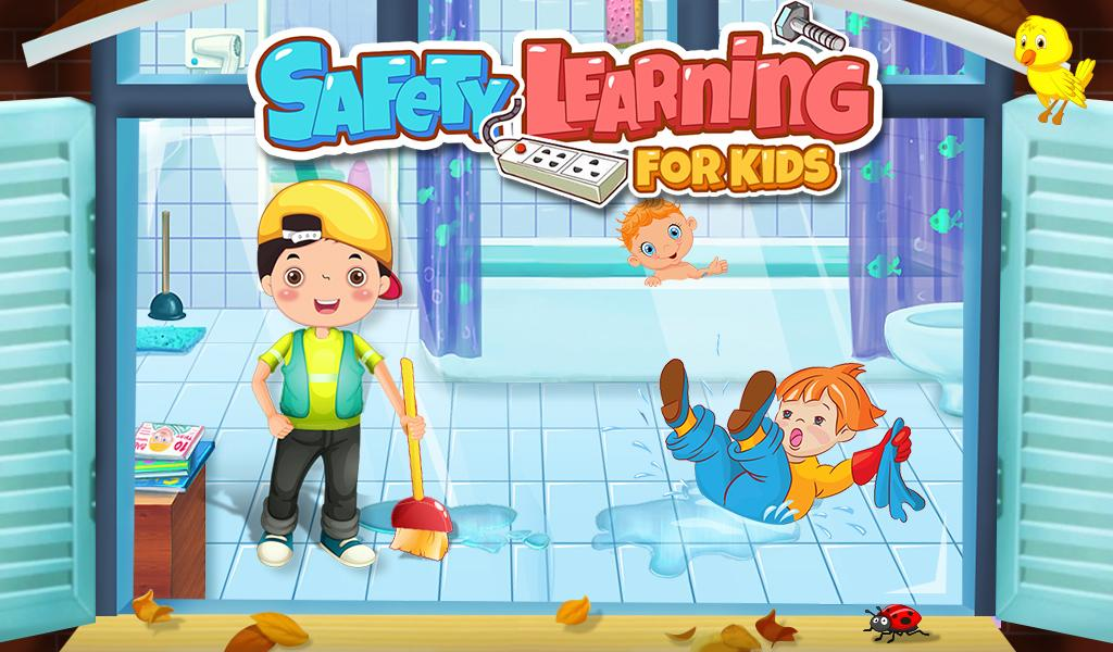 Safety Learning For Kids- screenshot