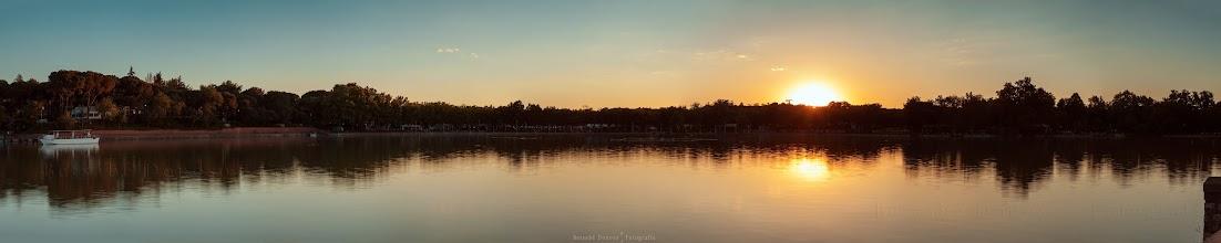 Photo: Lago de la Casa de Campo - Madrid - España. Panorámica compuesta por 8 fotografías. Filtros: Polarizador y GND 0.9. Puedes leer más sobre este lugar en: http://blog.betsabedonoso.com/2015/08/el-lago-de-la-casa-de-campo.html