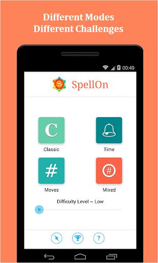 SpellOn - Word Spelling Puzzle