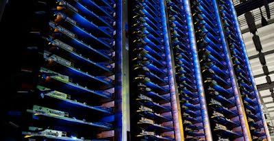 Server rows