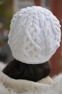 Вязание шапок - náhled