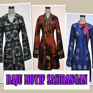 Download Model Baju Sasirangan 2018 Apk Latest Version App For