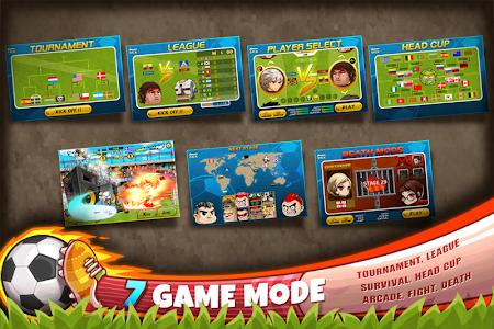 Head Soccer 6.2.3 screenshot 2092855