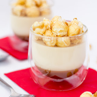 Caramel Popcorn Pots