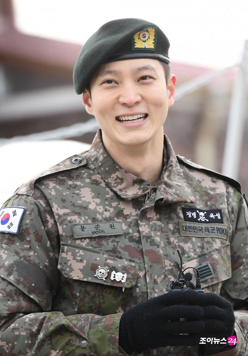joo won military end 6