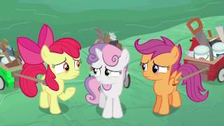 The Cart Before The Ponies