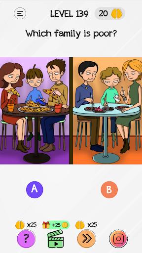 Braindom: Tricky Puzzles, Brain Games Brain Tests 1.2.8 screenshots 3