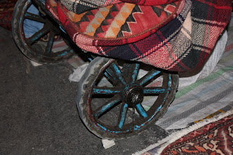 Photo: Day 135 - Handcart  in the Antiques Market in Tehran