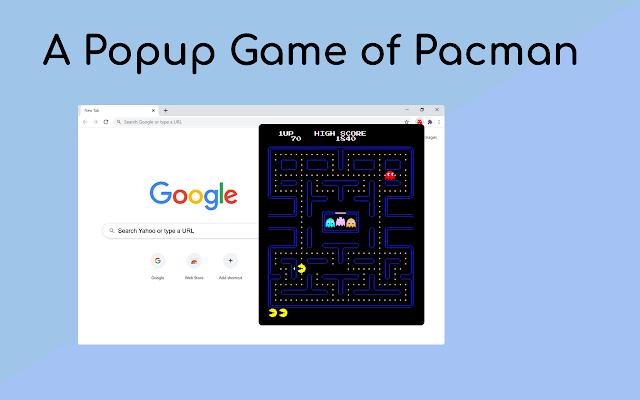 Pacman Popup