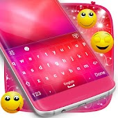 Flat Custom Keyboard Theme