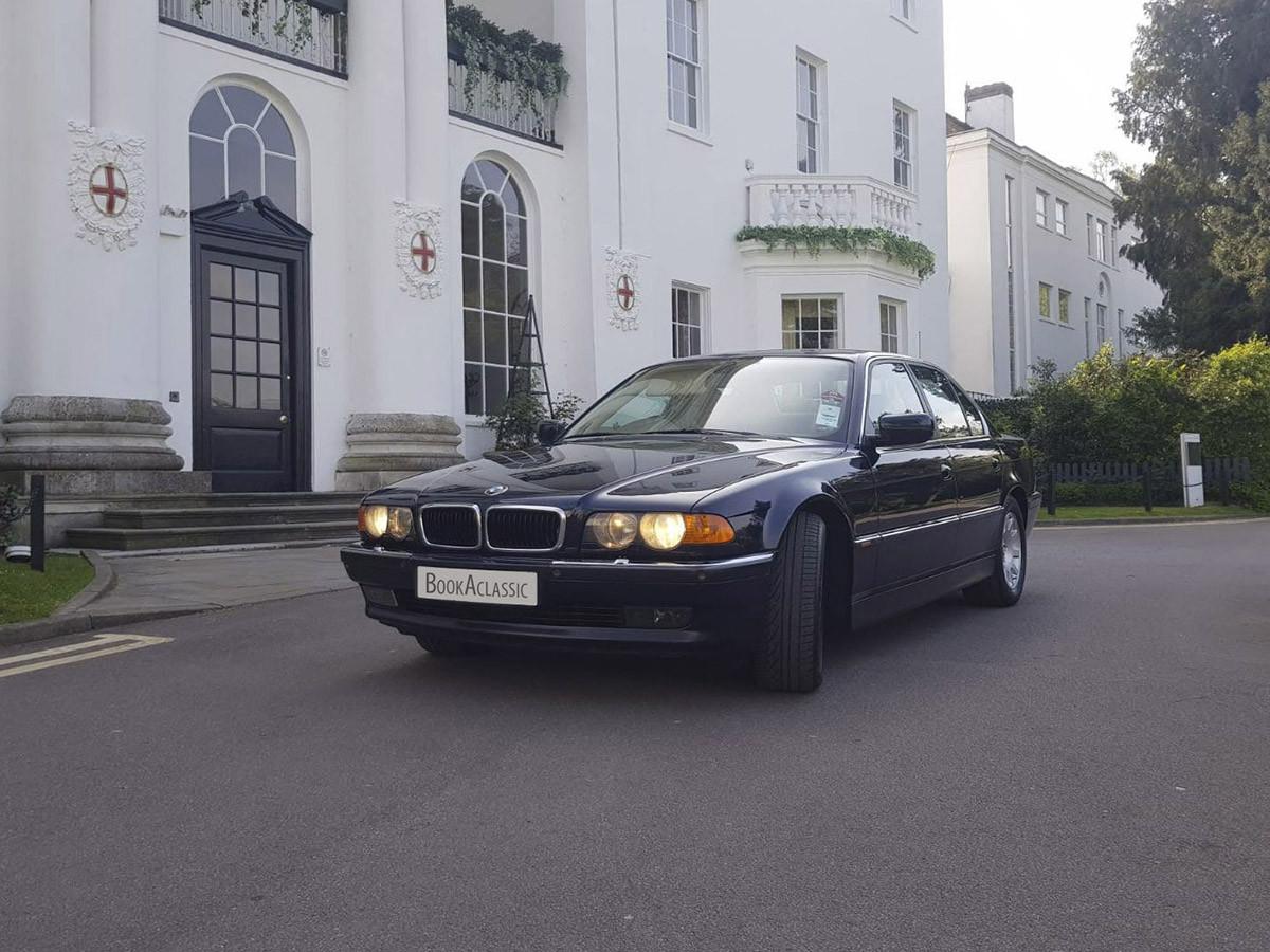 BMW 735i Hire Reading