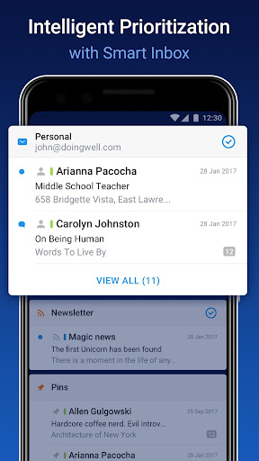 Spark – Email App by Readdle 2.0.5 screenshots 2