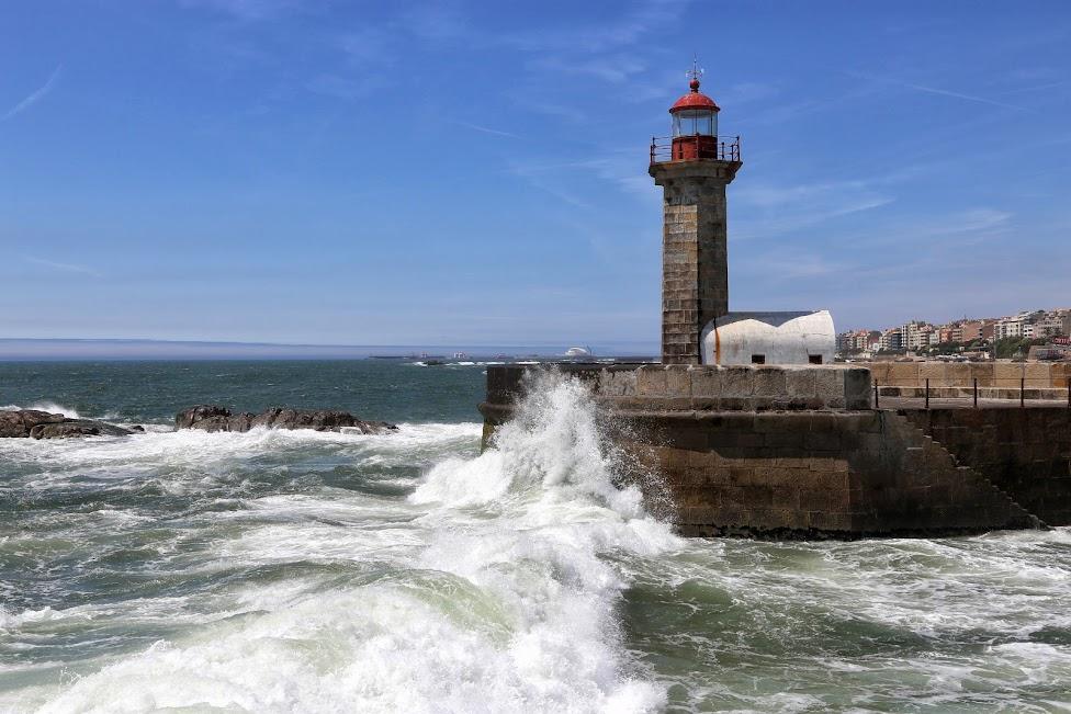 Portugalia, okolice Porto, Do Foz do Douro